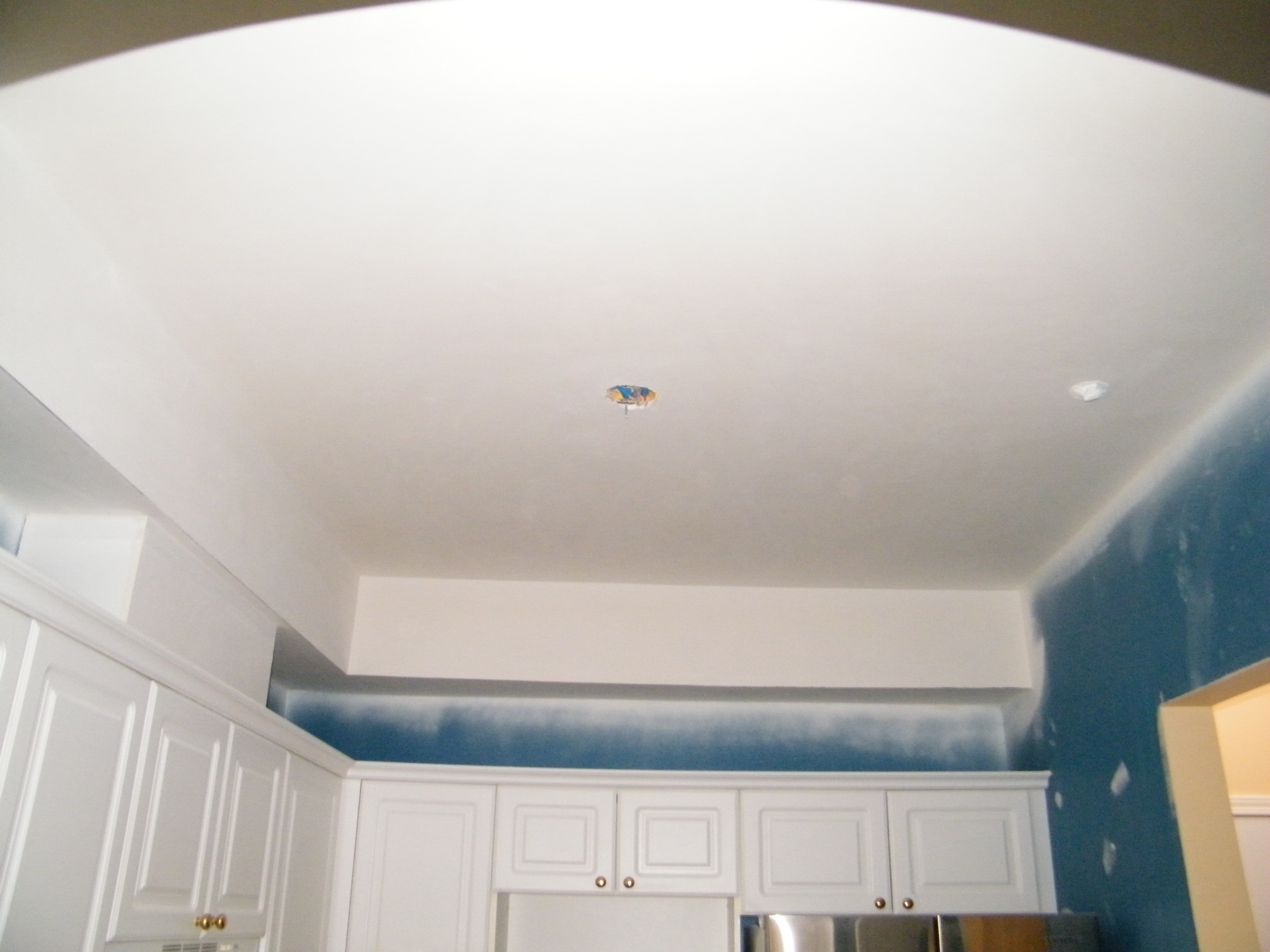 How to Remove a Stipple Ceiling m