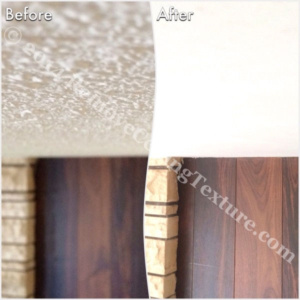 5 DIY Mistakes Homeowners Make When Removing Textured Ceilings : RemoveCeilingTexture.com ...