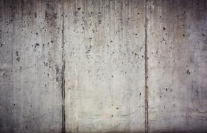 Rough concrete